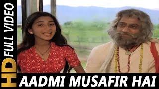 getlinkyoutube.com-Aadmi Musafir Hai Aata Hai Jata Hai | Lata Mangeshkar, Mohammed Rafi | Apnapan 1977 Songs