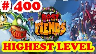 getlinkyoutube.com-Best Fiends Level 400 (Highest Level) Walkthrough Android/iOS Gameplay