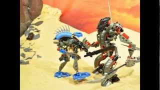 getlinkyoutube.com-LEGO Film Bionicle Film, Lego Action HD