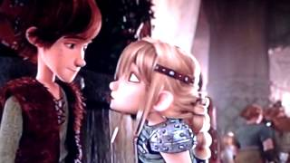 getlinkyoutube.com-Hiccup and Astrid's 2nd Kiss