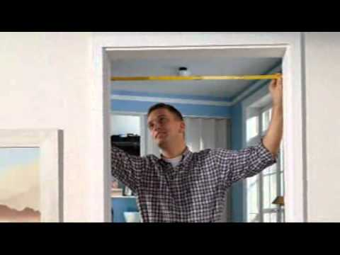 Tutto sulle porte a soffietto fai da te mania - Montare una porta a soffietto ...