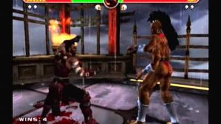 Mortal Kombat Armageddon-Sheeva Arcade Ladder