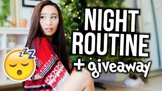 getlinkyoutube.com-Winter Night Routine! + HUGE $5000 HOLIDAY GIVEAWAY!