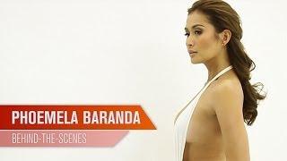 getlinkyoutube.com-Phoem Baranda - FHM Cover Girl February 2014