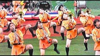 getlinkyoutube.com-Sing Sing Sing・京都橘高等学校吹奏楽部・第55回3000人の吹奏楽 オープニング ・55th 3,000 Band opening