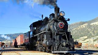 getlinkyoutube.com-Steam Trains Galore 3!