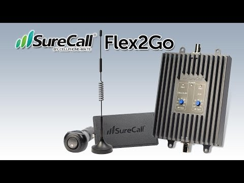 Flex2Go Mobile Booster