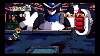 getlinkyoutube.com-Scott Pilgrim vs. The World: The Game - Boss Rush Mode