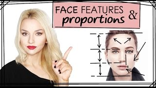 getlinkyoutube.com-Face Features and Proportions - PART 4 (CONTOURING SERIES)