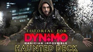 getlinkyoutube.com-Magic Trick Tutorial - Dynamo Haunted Deck