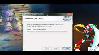 como instalar y activar eset smart security 5.2.9.12