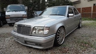 getlinkyoutube.com-Carlsson W124 E320 VIP from Japan