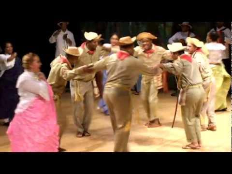 Molienda de Cana - Baile Folklorico Panama