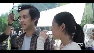 DI BALIK LAYAR FILM SILARIANG CINTA YANG TAK DIRESTUI TRAILER MOVIE 2018 width=