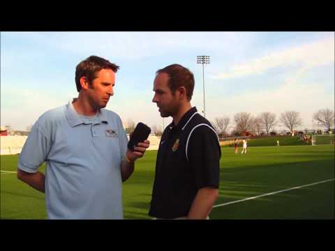 Aaran Lines Western New York Flash 4.13.2014 NWSL