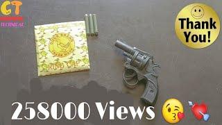 Hindi | Diwali Special Patakha Gun - Review | Chetan Technical