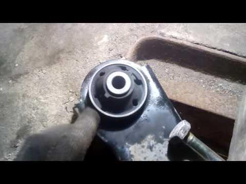 Ремонт передней подвески Nissan ... sylphy, G11, Tiida, Note, Micra, wingroad, ad