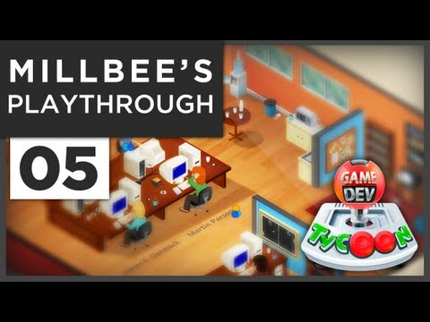 Game Dev Tycoon :: Millbee's Playthrough - Part #5 'In Your Face Creativity!'