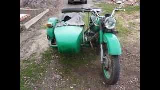 getlinkyoutube.com-Самодельный мини - трактор За 5 дней