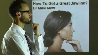 getlinkyoutube.com-How Can We Get Great Prominent Jawline by Improving Body, Neck & Tongue Posture by Dr Mike Mew
