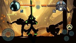 getlinkyoutube.com-Shadow Fight 2 — Super Assistant (Master Soldier)