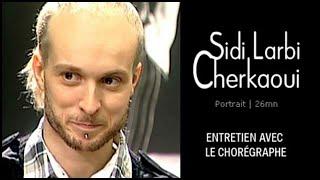 getlinkyoutube.com-Film DANCER'S STUDIO - Portrait du chorégraphe Sidi Larbi CHERKAOUI