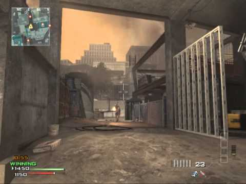 no scope killcam mw3