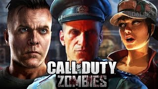 "9 ""UNDER-RATED"" Call of Duty Zombies Easter Eggs! (Non-Easter Egg Quest Related)"