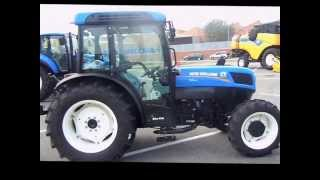 getlinkyoutube.com-New Holland T4.95F Tractor of the Year  Best Specialized 2013