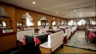 Restaurant at Hotel Raj Vilas Palace, Bikaner