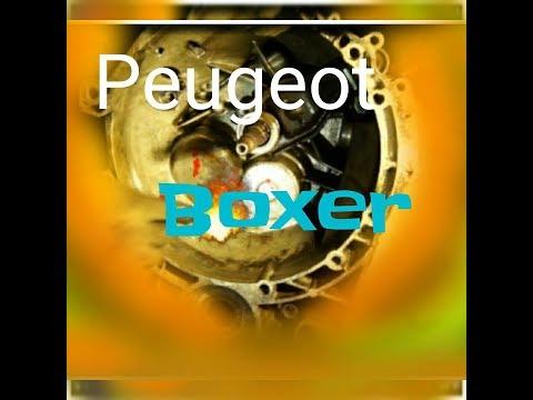 Расположение в Peugeot Boxer шкива коленвала