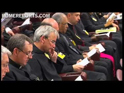Pope opens Synod discussions  What does it truly mean to evangelize?