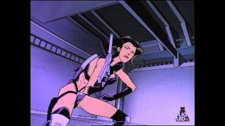 "getlinkyoutube.com-Liquid Television's ""Aeon Flux"" Part 1"