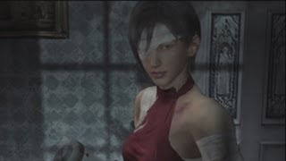getlinkyoutube.com-Resident Evil: The Umbrella Chronicles Walkthrough - Death's Door 1 - S Rank Hard Mode