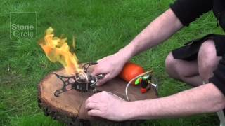 getlinkyoutube.com-Booster+1 Multi-Fuel Camping Stove