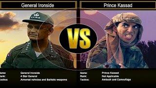 getlinkyoutube.com-Shockwave Challenge Mode: General Ironside VS Prince Kassad