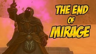 Wizard101: THE END OF MIRAGE - Final Battle Vs. Old Cob