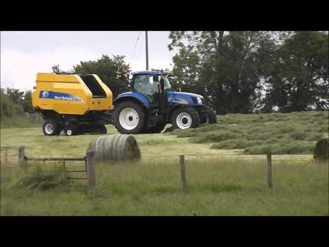 New Holland Baling