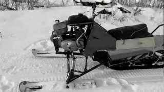 getlinkyoutube.com-Самодельный снегоход.avi