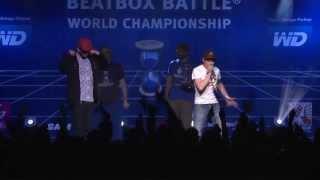 getlinkyoutube.com-Ball-Zee vs Alem - 1/2 Final - 4th Beatbox Battle World Championship