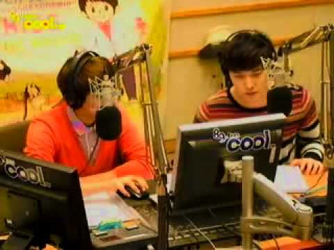 120423 Sukira - Sungmin, Ryeowook DJ (not full ver.)