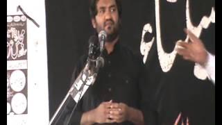Zakir Muntazir Mehdi   Majlis 16 March 2017 Tahli Rang shah Chinoat