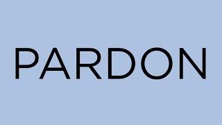 RIDSA - Pardon
