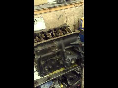 Сборка двигателя (продолжение)