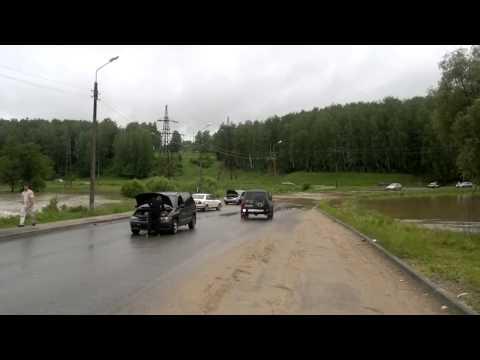 Река Терепец, г. Калуга  29.05.2013