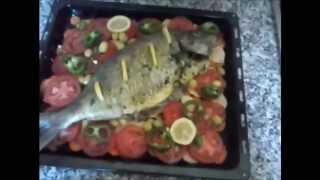 getlinkyoutube.com-طريقة تحضير السمك في الفرن
