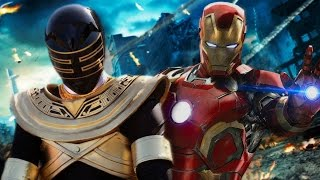 getlinkyoutube.com-Avengers: Age of Ultron (Power Rangers: Zeo Style!)
