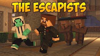 getlinkyoutube.com-The Escapists В МАЙНКРАФТЕ | Побег из тюрьмы