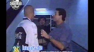 Juan Sebastian Veron en VideoMatch 1998 FUTBOL RETRO TV