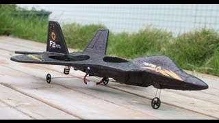 getlinkyoutube.com-F22 Raptor Quadcopter or SH 6048 or F2 Super Fighter